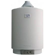 ARISTON 120 V CA plynový ohřívač 115l, 5,8kW, zásobníkový, závěsný, do komína, bílá