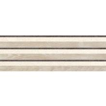 NAXOS PROJECT dekor 25x59,5cm, fascia moka 68516