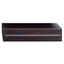 LAUFEN PALOMBA COLLECTION nízká skříňka 800x440x175mm 1 zásuvka macassar 4.2023.3.080.525.1