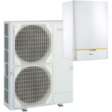 DE DIETRICH HPI 22 TR-2/ET čerpadlo tepelné 22kW vzduch/voda, třífázové napájení, zabudovaný elektrokotel