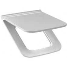 JIKA PURE duroplastové sedátko 355x450x50mm s poklopem, bílá 8.9342.1.300.063.1
