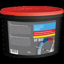RAKO SYSTEM GF BIO spárovací hmota 5kg, s biocidy, flexibilní, červená