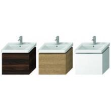 JIKA CUBITO-N skříňka pod umyvadlo 590x427x480mm, 1 zásuvka, dub