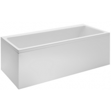 LAUFEN PRO vestavná vana 1700x750mm akrylátová, s konstrukcí, bílá 2.3195.1.000.615.1