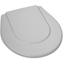SAM HOLDING T-3555N sedátko 400x425mm záchodové, PP, bílá