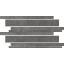 VILLEROY & BOCH SOHO dekor 30x60cm, dark grey