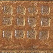 MONOCIBEC COTTO DELLA ROSA dekor 8x8cm, angolo preinciso gandolfo 19831