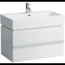 LAUFEN CASE skříňka pod umyvadlo 790x455x455mm s 1 zásuvkou, bílá 4.0124.1.075.463.1