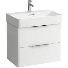 LAUFEN BASE skříňka pod umyvadlo 635x391x515mm, 2 zásuvky, bílá