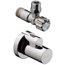 HANSGROHE ventil rohový s krytkou kartáčovaný nikl 13954820