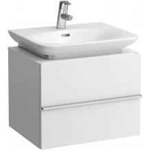 Nábytek skříňka pod umyvadlo Laufen New Case 0115.1 075 463 1 550x430x425 mm bílá