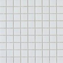 MARAZZI SISTEMV GLASS MOSAIC mozaika 32,7x32,7cm lepená na síťce, bianco, MGWL