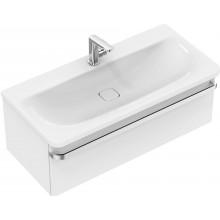 IDEAL STANDARD TONIC II skříňka 1000mm pod umyvadlo, lesklý lak bílý, R4304WG
