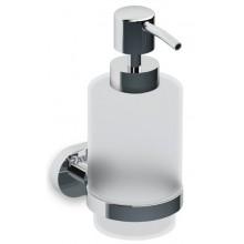 RAVAK CHROME CR 231.00 dávkovač na mýdlo 65x126x158mm chrom/sklo X07P223