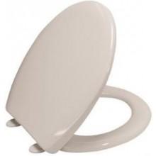 CONCEPT 100N WC sedátko, termoplastové, kovové panty, bílá