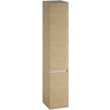 LEBON Q2 skříňka vysoká 38x33x180cm závěsná pravá, bílá