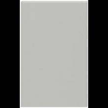 DEEP BY JIKA zrcadlo 480x20x760mm, na desce, bílá