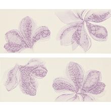 MARAZZI NUANCE dekor 20x50cm blanc/rose/violet, MKCK