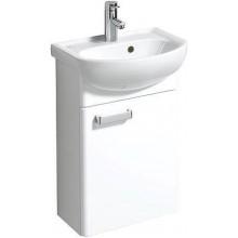 KERAMAG RENOVA NR. 1 PLAN umývátko 45x34cm, s otvorem pro baterii, s přepadem, bílá/Keratect 270645600