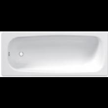 JIKA TANZA vana klasická 1600x750x400mm ocelová, bílá