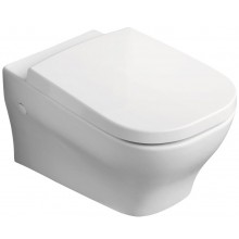 IDEAL STANDARD SOFTMOOD WC sedátko duraplastové, soft close, bílá T639201