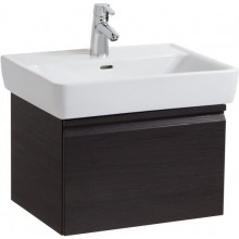 LAUFEN PRO skříňka pod umyvadlo 570x450x392mm se zásuvkou, bílá lesk