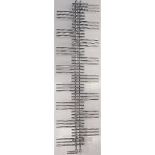 ZEHNDER YUCCA radiátor 600x1340mm, koupelnový, jednořadý, teplovodní, chrom