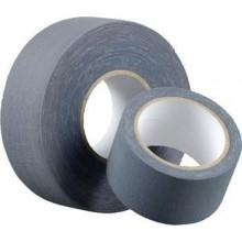 DEN BRAVEN lemovací páska 48mmx10m, kobercová, textilní, šedá
