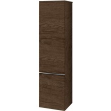 VILLEROY & BOCH VENTICELLO vysoká skříňka 404x1546x372mm, panty vlevo, Santana Oak