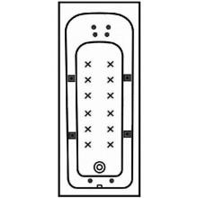 CONCEPT 3 hydromasážní systém