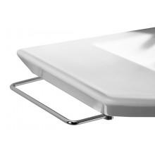 ROCA HALL držák na ručníky 220mm chrom 7840597001