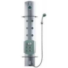RAVAK TOTEM MULTI hydromasážní panel 400x1600mm, hliník