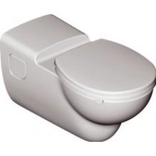 WC závěsné Ideal Standard odpad vodorovný Contour V invalidní  bílá