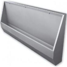 AZP BRNO BSPZ 01.4 pisoárový žlab 2995x875mm, bezpečnostní, závěsný, nerez