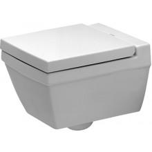 WC závěsné Duravit odpad vodorovný 2nd floor 54x37 cm bílá