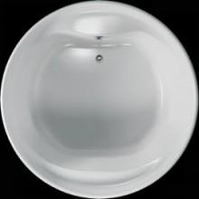 Vana plastová Teiko tvarovaná Borneo-O 160x49cm bílá