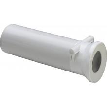 VIEGA 3815.5 připojovací trubka DN100, PP, alpská bílý