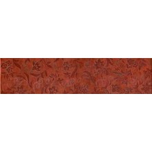 IMOLA CHINE listela 14x60cm red, L.REVERIE R