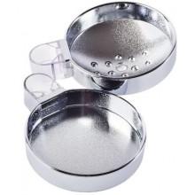 HANSGROHE CASSETTAD miska na mýdlo 140mm, dvoudílná, chrom 28664000