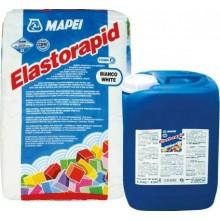 MAPEI ELASTORAPID cementové lepidlo 6,25kg, dvousložkové, rychletvrdnoucí, složka B, bílá