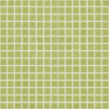 MARAZZI SISTEMV GLASS MOSAIC mozaika 32,7x32,7cm lepená na síťce, pistacchio, ML4K