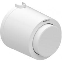 GEBERIT TYP 01 oddálené ovládání, pneumatické, 1-M, na omítku, alpská bílá