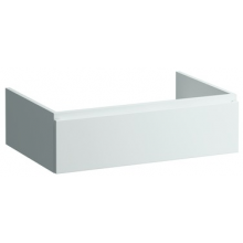 LAUFEN CASE zásuvkový element 800x520x230mm, bílá 4.0522.1.075.463.1