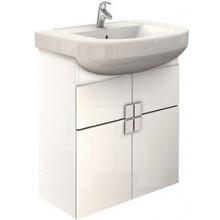 KOLO PRIMO skříňka pod umyvadlo se zásuvkou 50x62,5x34,8cm závěsná, bílá lesklá 89107000