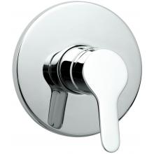 LAUFEN TWINPRO vrchní sada podomítkové sprchové baterie pro Simibox, chrom