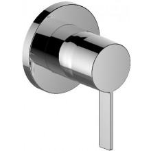 KEUCO IXMO sprchová baterie DN15, podomítková, páková, vrchní díl, chrom