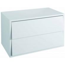 Nábytek skříňka Kohler Escale 60x36x36 cm Gloss Titanium Grey