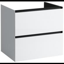 LAUFEN PALOMBA COLLECTION zásuvkový element 795x476x600mm pro umyvadlovou desku, bílá 4.0642.6.180.220.1