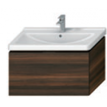 JIKA CUBITO-N skříňka pod umyvadlo 840x467x480mm, tmavá borovice