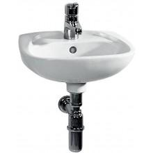 EASY umývátko 405x340mm s otvorem bílá 8.1564.0.000.104.5